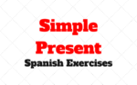 Simple Present: Spanish Online Practise
