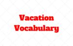 Italian Vacation Vocabulary: Basic words and phrases